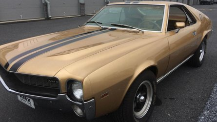 Now is the time to bid on a 1969 amc amx
