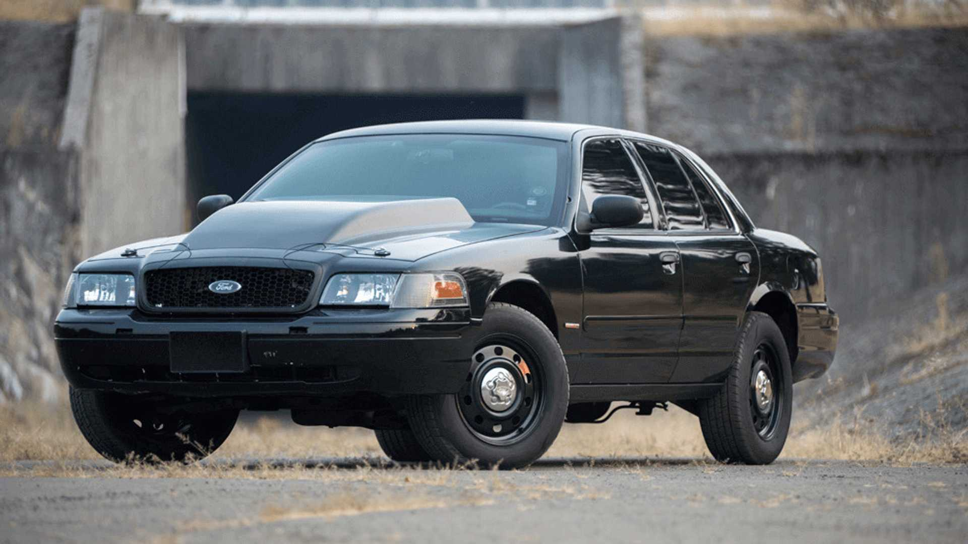 How To Read Tire Size >> Power Stroke-Swapped Crown Vic Is A 12-Second Cruiser ...