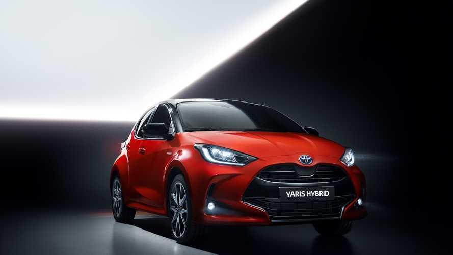 Новая Toyota Yaris показала гибридную сущность
