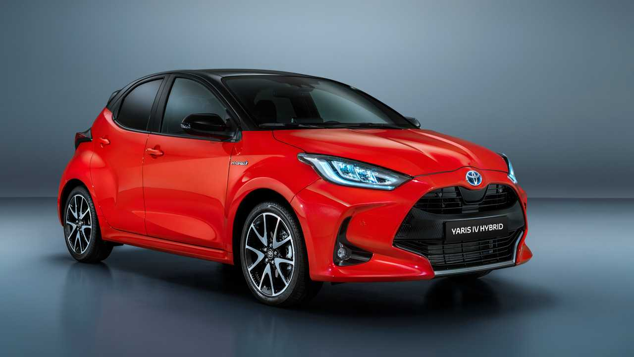2020 Toyota Yaris Review and Release date