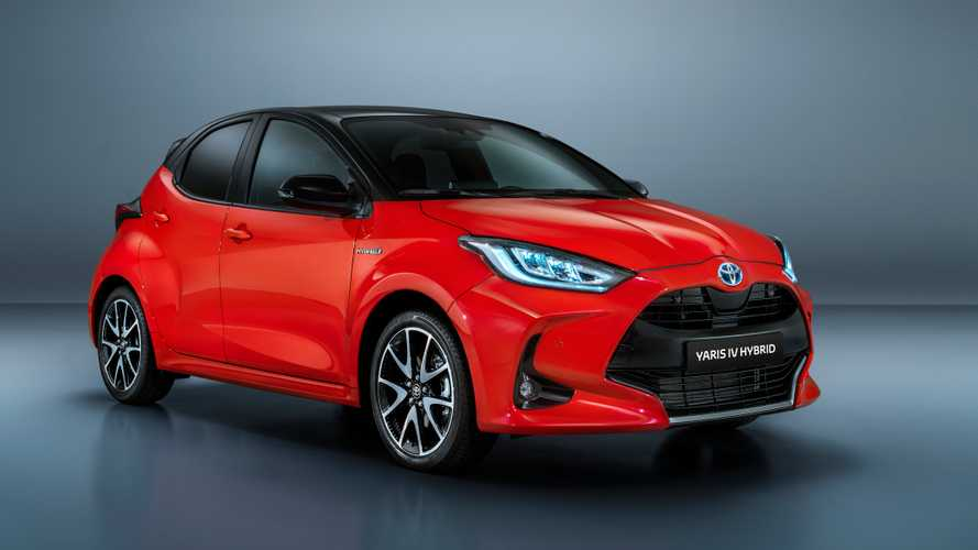 Toyota Yaris Crossover Planned To Sit Below The C-HR