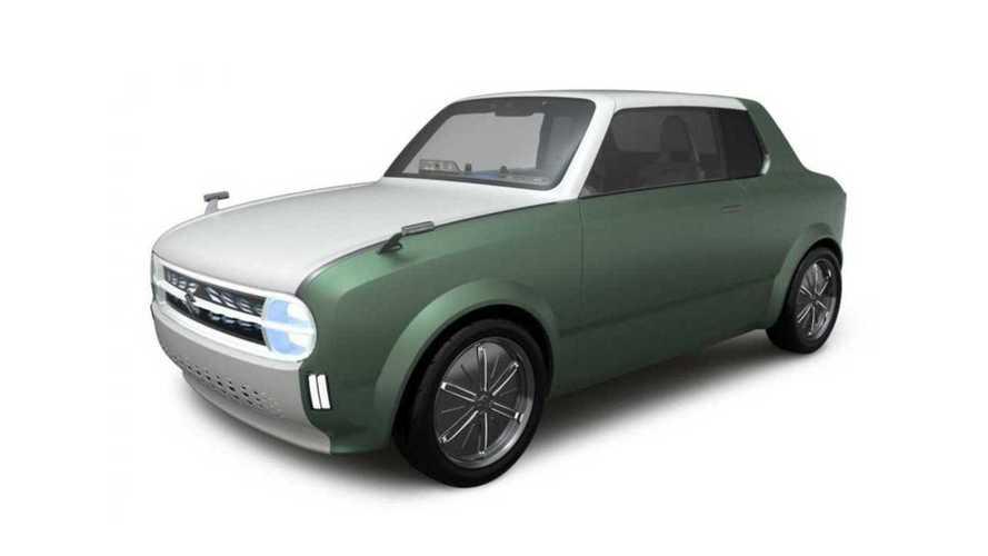 Suzuki Waku Spo: Kurioser Plug-in-Hybrid wird in Tokio gezeigt