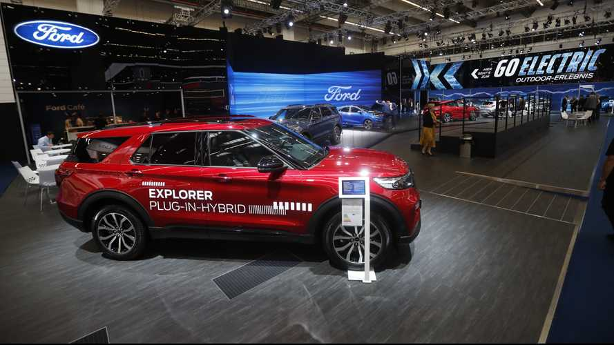 Ford al Salone di Francoforte 2019