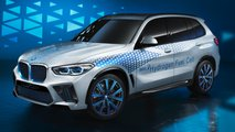 2022 bmw x5 hydrogen power