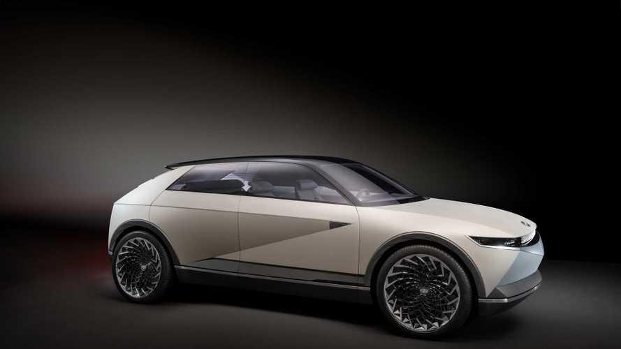 Jusqu'à 550 km d'autonomie pour l'Ioniq 5 de Hyundai