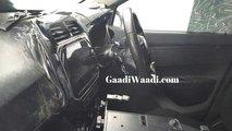 Renault Kwid reestilizado - Flagra do interior