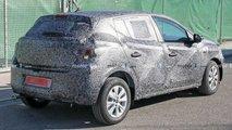 Dacia Sandero 2020, fotos espía