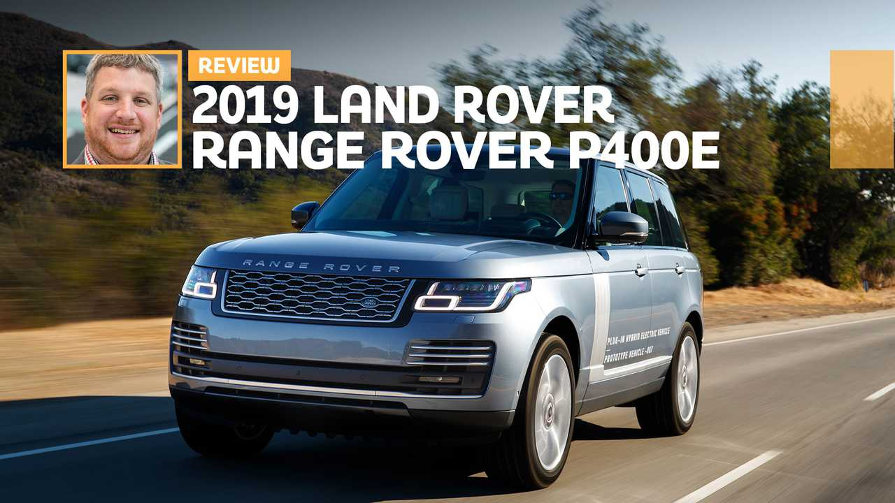 2019 Land Rover Range Rover HSE P400e Review: Electrifying Luxury