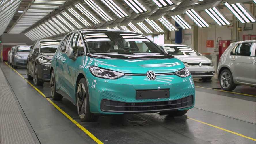 Videó: Így készül a Volkswagen ID.3
