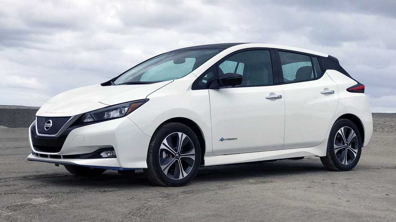5. Nissan LEAF Plus