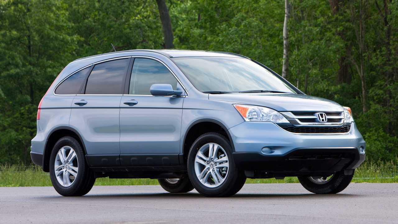 3. 2009-2011 Honda CR-V