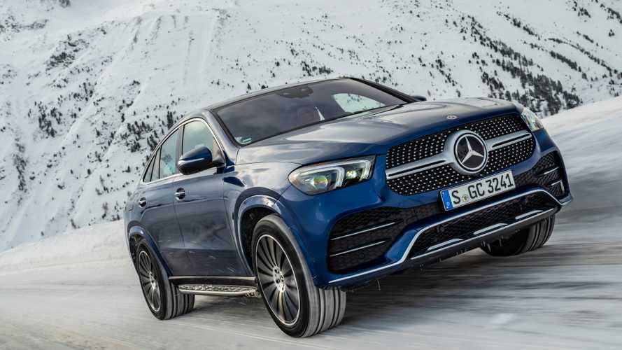 Mercedes-Benz GLE Coupé 2020, el estilo ante todo