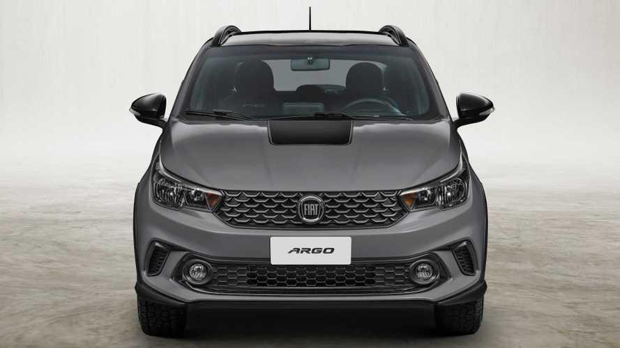 Mais vendidos em dezembro (parcial): Argo se mantém à frente do HB20