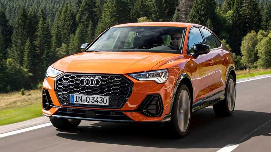 Audi Q3 Sportback (2019) im Test