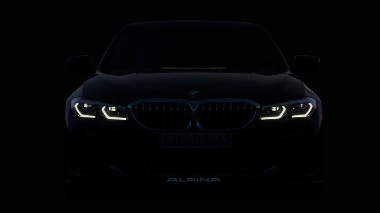 2020 Alpina B3 Touring teaser