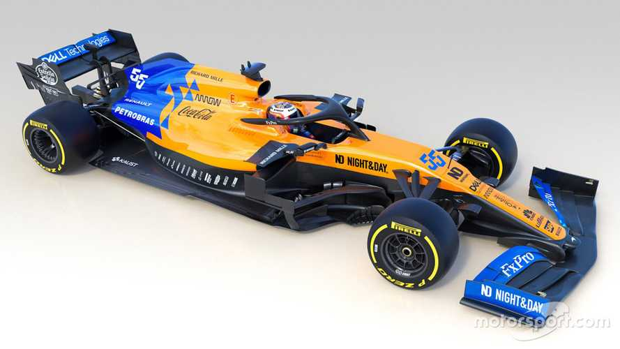 McLaren gives F1 livery a 'summer haircut'