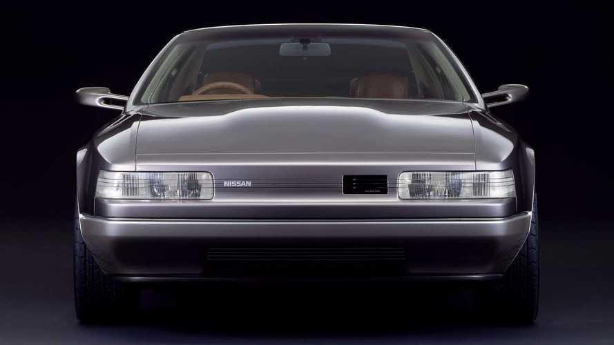 Prototipos olvidados: Nissan CUE-X (1985)