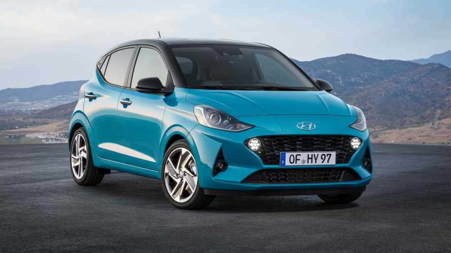 2020 Hyundai i10 revealed with upscale design, better interior