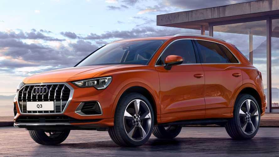 Объявлены российские цены на новый Audi Q3