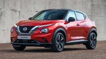 Nissan Juke (2020): Jetzt sind die Preise fix (Update)