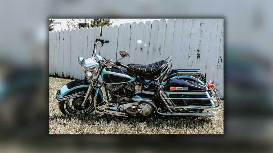 Elvis's Harley Becomes The Third Most Expensive Bike In The World