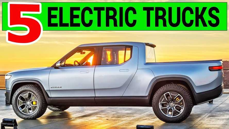 Tesla, Rivian, Ford & More: 5 Electric Pickup Trucks With Potential
