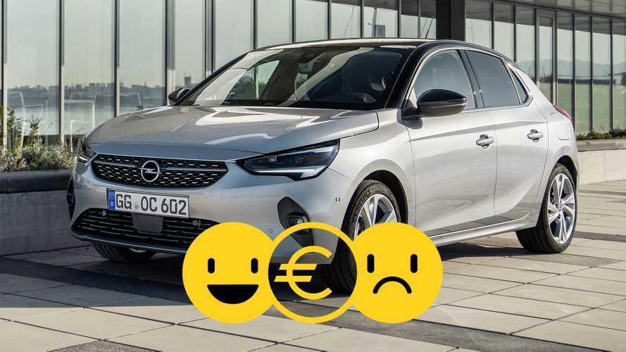 Promozione nuova Opel Corsa, perché conviene e perché no