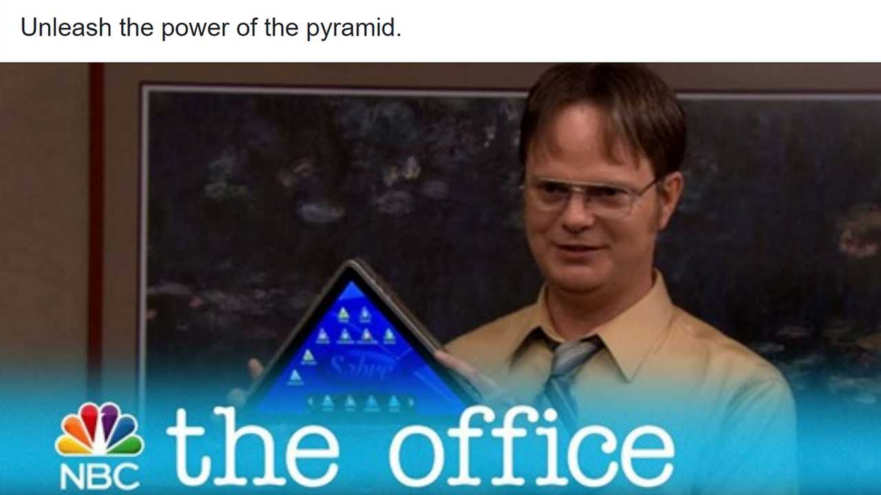 The Power Of The Pyramid