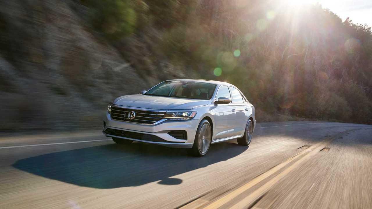 2020 Volkswagen Passat: İlk Sürüş