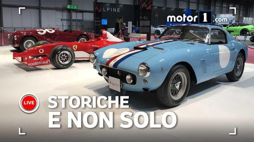 Milano AutoClassica, tutto quello che c'è da vedere quest'anno