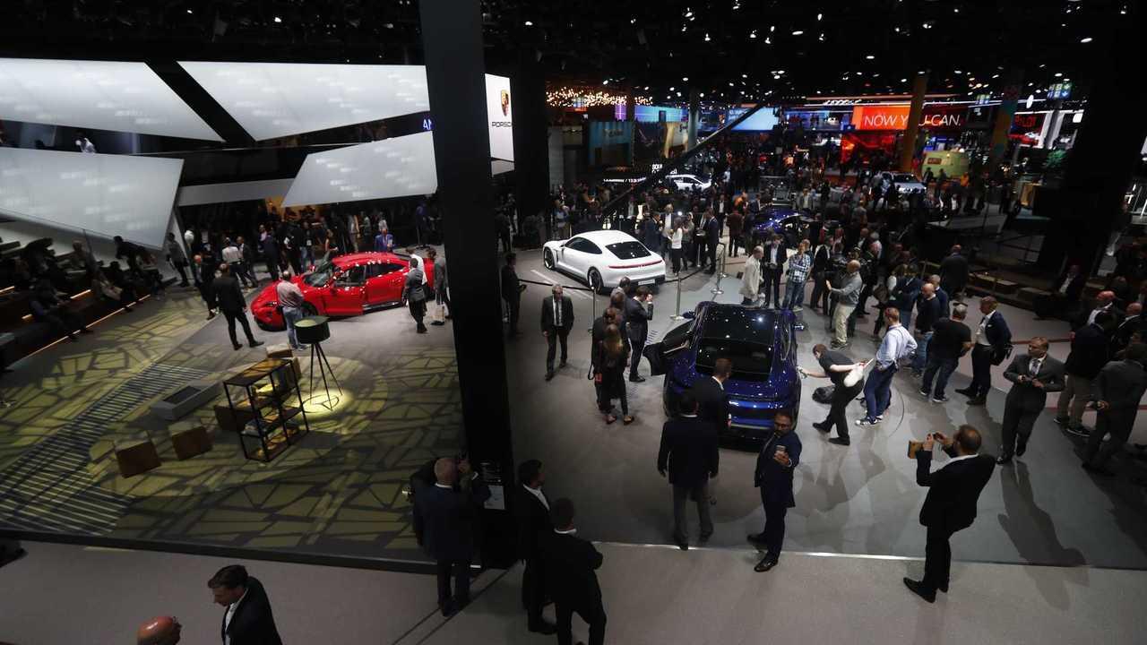 Porsche en el Salón del Automóvil de Frankfurt 2019