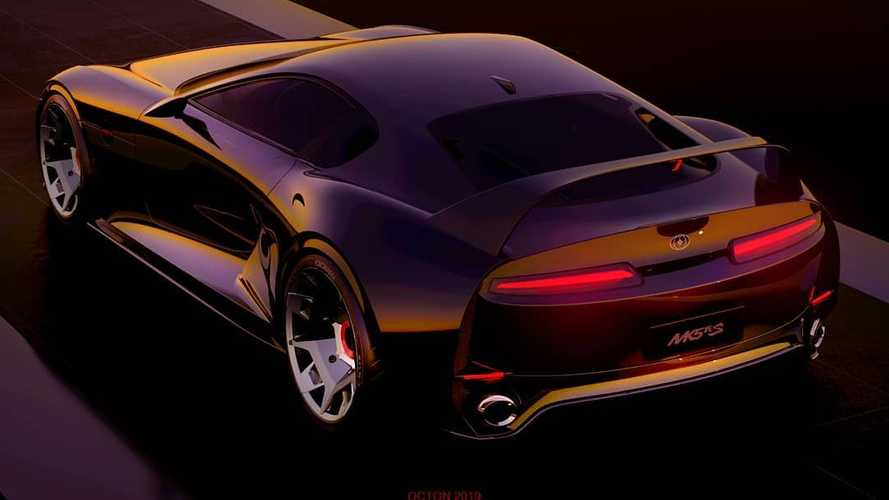 Toyota Supra renderképek