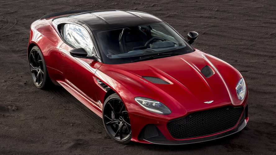 Aston Martin confirms surprise addition to No Time To Die lineup
