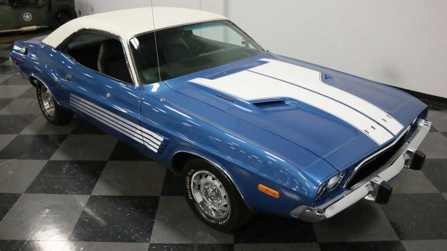 Stand Out With This 1973 Dodge Challenger Rallye