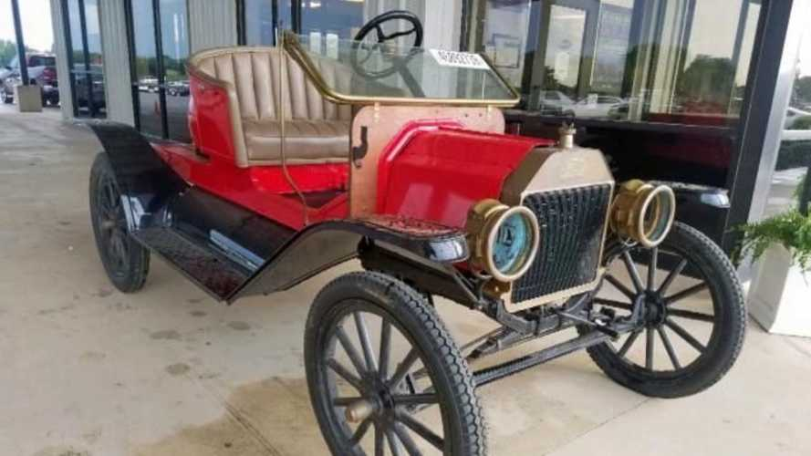 Experience A 1918 Ford Model T For Yourself