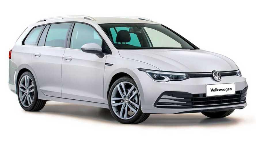 Каким еще может быть новый VW Golf: универсал, седан и трехдверка