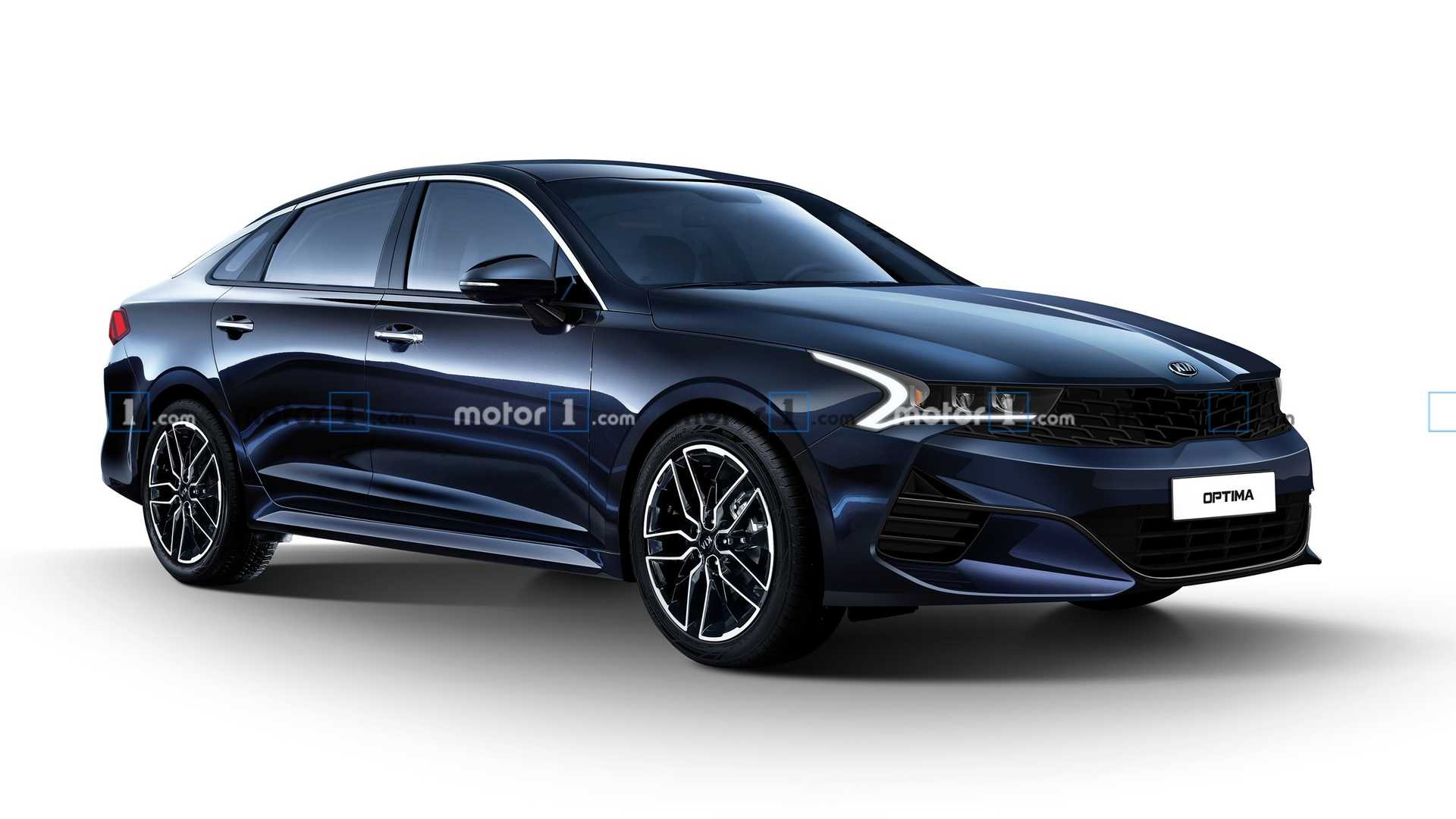 exclusive 2021 kia optima could look like this  automoto