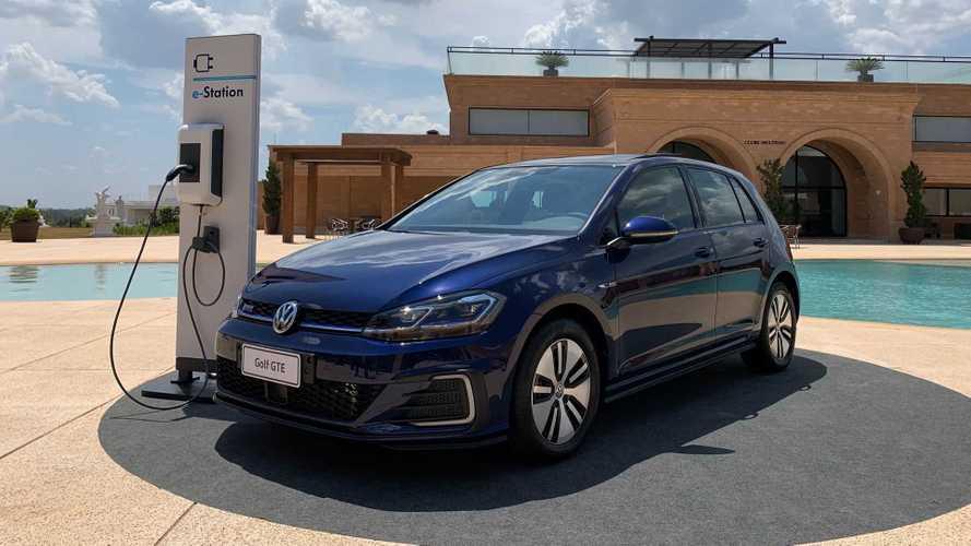 "Teste: VW Golf GTE, um ""quase GTI"" sem gastar gasolina"