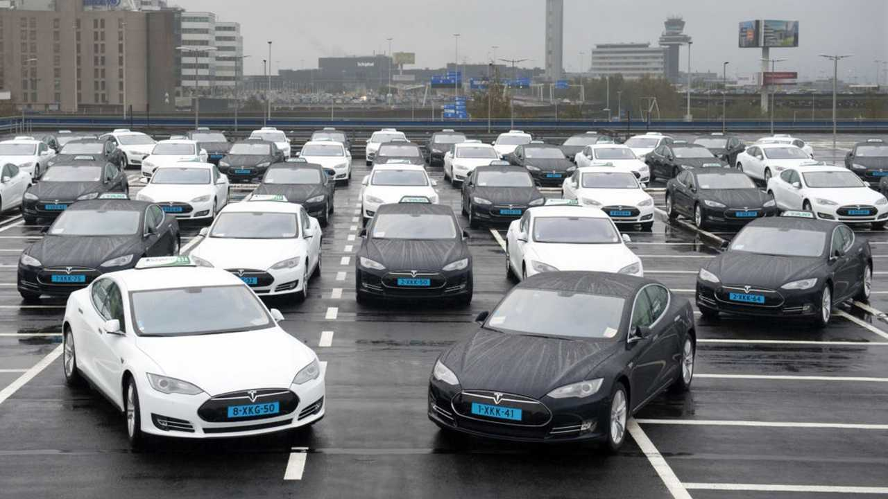 Reliability: Dutch Taxi Drivers Sue Tesla For Model S Problems