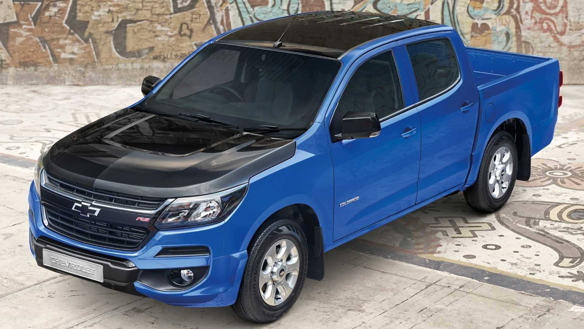 This Chevy Colorado RS Is Low Key Cool, But Not For Americans