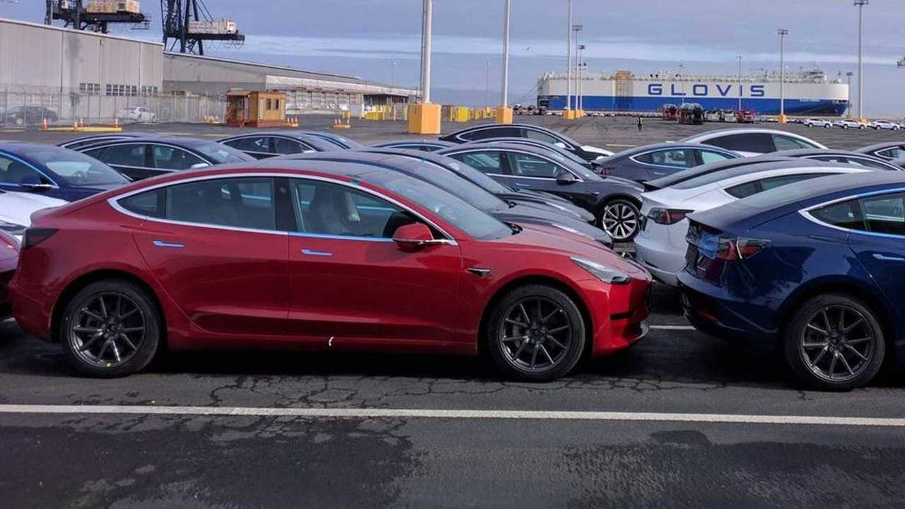 Tesla Model 3 Is The Best-Selling EV In Norway In 2019