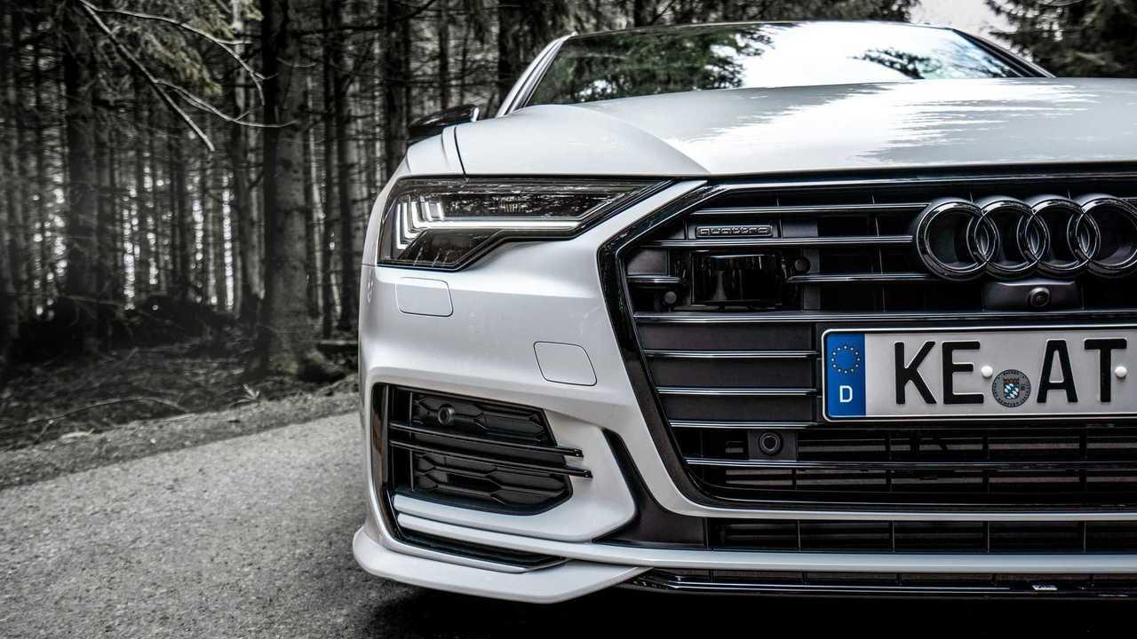Audi A6 Avant de ABT