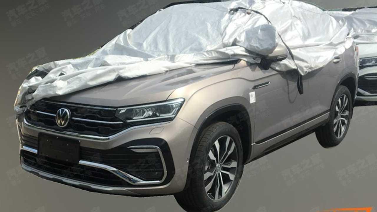 Volkswagen Tylcon - Flagra