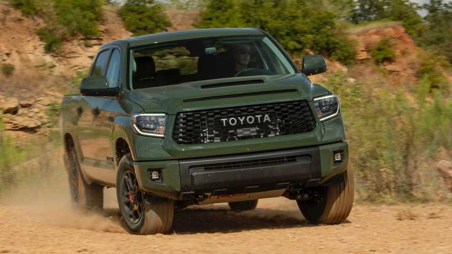 Toyota Says Electrified Trucks Make Sense Thanks To Beefy Low-End Torque