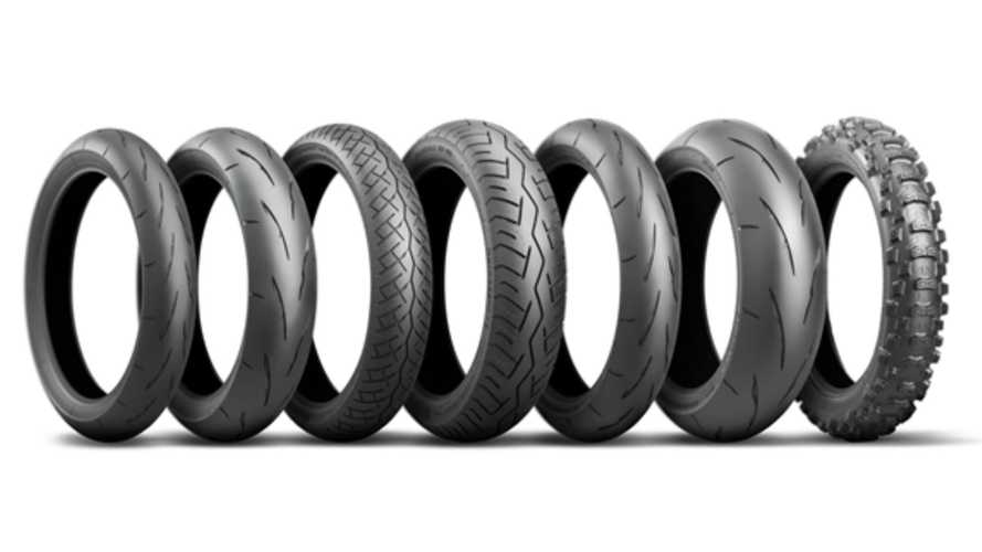 Bridgestone presenta 4 nuovi pneumatici