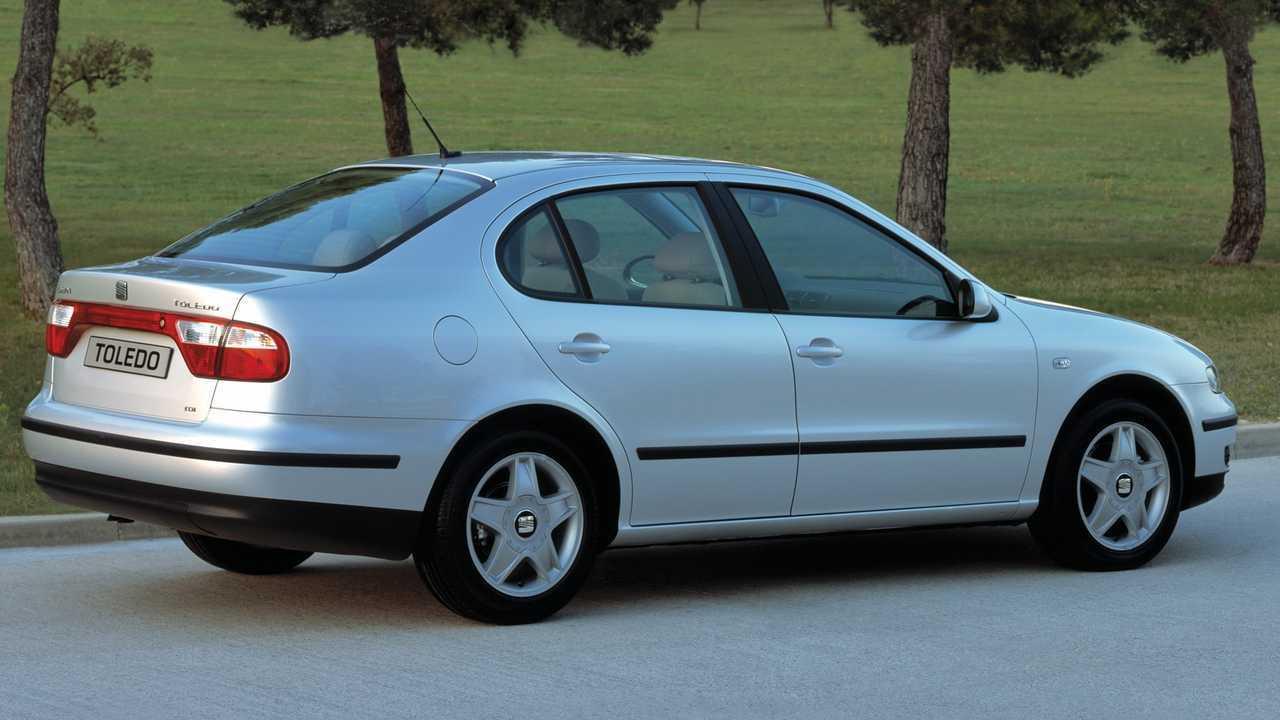 Seat Toledo II
