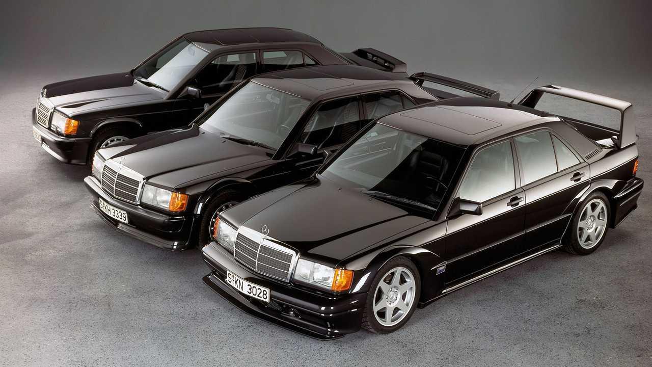Mercedes 190 (Baureihe 201, 1982-1993)