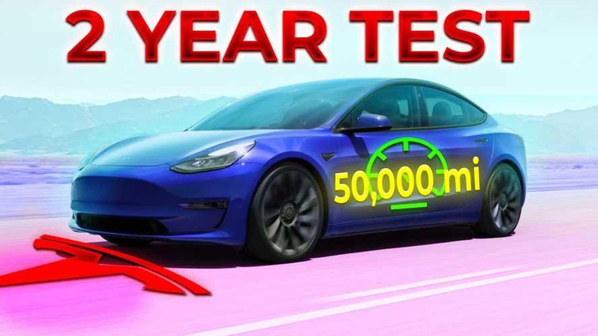 Tesla Model 3 Ownership Review: 2 Years, 50,000 Miles - InsideEVs
