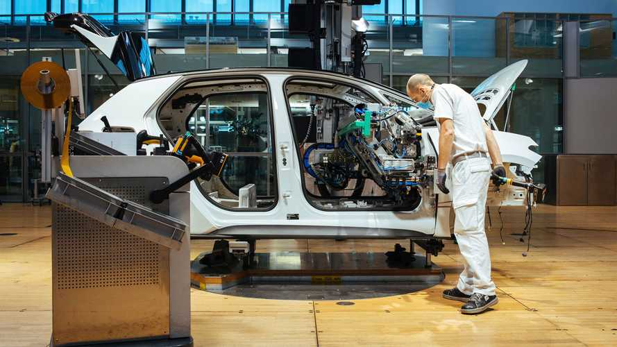 UBS Tears Down VW ID.3: 'Most Credible EV Effort' By Legacy Carmakers