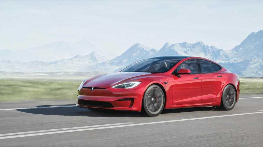 Tesla Reveals Refreshed Model S Plaid: Production Starts In Q1 2021